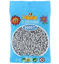 Hama Mini Beads - 2000 pcs - Light Grey