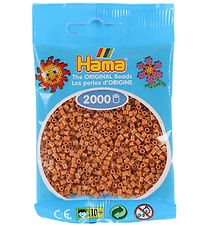 Hama Mini Beads - 2000 pcs - Light Brown