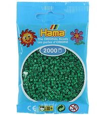 Hama Mini Beads - 2000 pcs - Green
