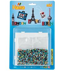 Hama Mini Beads - Travel