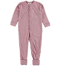 Joha Night Suit - Wool - Rose