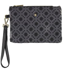 DAY Birger et Mikkelsen Wallet - Linger - Black w. Flowers