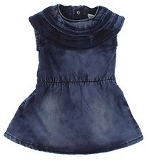 Small Rags Dress - Denim