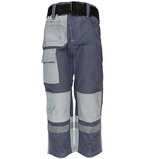 Me Too Cargo Work Trousers - Dusty Blue