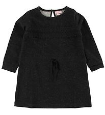 Noa Noa Miniature Dress - Black w. Glitter