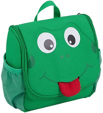 Affenzahn Toiletry Bag - Finn Frog