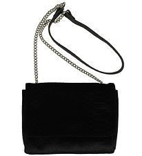 Petit by Sofie Schnoor Shoulder Bag - Velvet - Black