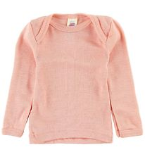Engel Blouse - Wool - Rose