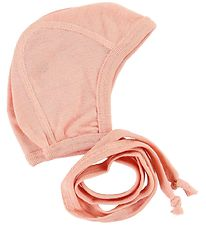 Engel Baby Hat - Wool/Silk - Rose