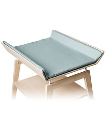 Leander Chaging Pad Cover - Linea - Light Blue