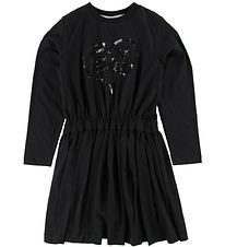 Fendi Kids Dress - Black w. Sequins