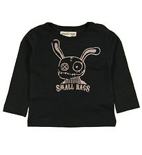 Small Rags Blouse - Black w. Mr. Rags