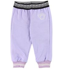 Young Versace Sweatpants - Lavender