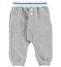 Fendi Kids Sweatpants - Grey Melange