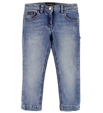 Dolce & Gabbana Jeans - Light Denim w. Pink