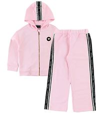 Young Versace Tracksuit - Pink