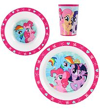 My Little Pony Dinner Set - Rose