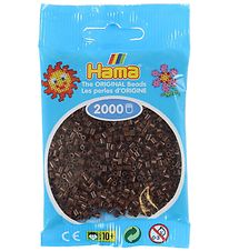 Hama Mini Beads - 2000 pcs - Brown