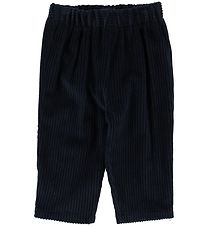 Mini Q Ture Trousers - Corduroy - Marion - Navy