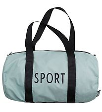 Design Letters Sports Bag - Large - Green