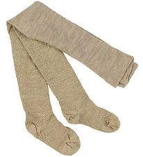 Smallstuff Tights - Wool - Gold