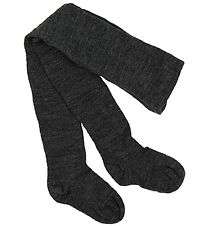 Smallstuff Tights - Wool - Dark Grey