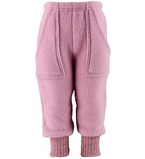 Joha Trousers - Wool - Pink