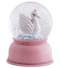 A Little Lovely Company Snow Globe - D:11 cm - Swan