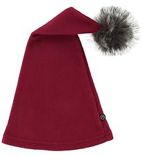 Minymo Christmas Hat - Fleece - Red