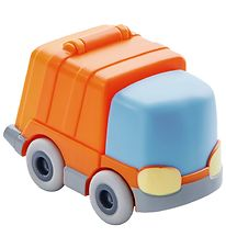 Haba Garbage Truck - Orange