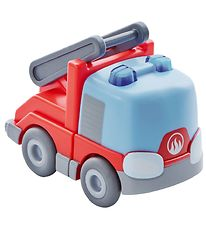 Haba Fire Truck w. Ladder - Red