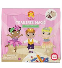 Tiger Tribe Play Set - Transfer Magic - Dance