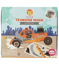 Tiger Tribe Play Set - Transfer Magic - Car