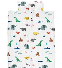 Snurk Duvet Cover - Adult - Origami Zoo