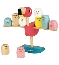 Janod Balancing Game - Flamingo