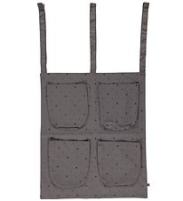 Småfolk Hanging Organizer - 60x50 - Grey