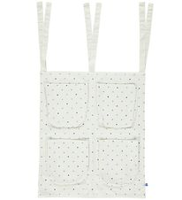 Småfolk Hanging Organizer - 60x50 - Blue Apples