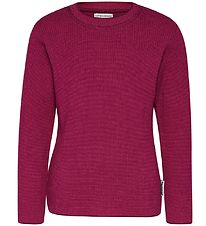 Hummel Blouse - Wool - Knitted - Purple/Pink