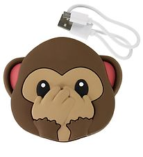 Moji Power Power Bank - Monkey Double Face - 2600mAh