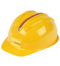 Bosch Mini Safety Helmet - Toys - Yellow