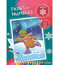Paint By Paint By Numbers - Winter