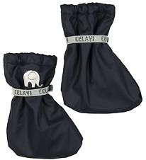 CeLaVi Outdoor Footies - PU - Navy