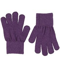 CeLaVi Gloves - Wool/Nylon - Purple