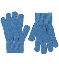 CeLaVi Gloves - Wool/Nylon - Dusty Blue