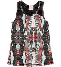 Sport by Sofie Schnoor Top - Turquoise w. Print