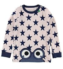 Freds World Blouse - Rose w. Star/Eyes