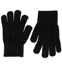 CeLaVi Gloves - Wool/Nylon - Black
