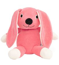 NatureZoo Soft Toy - 18 cm - Rabbit - Pink