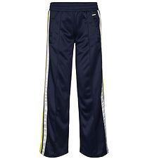 Cost:Bart Trousers - Estella - Navy/Yellow/White