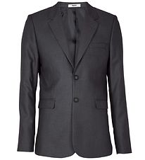 Cost:Bart Suit Jacket - Kristian - Grey